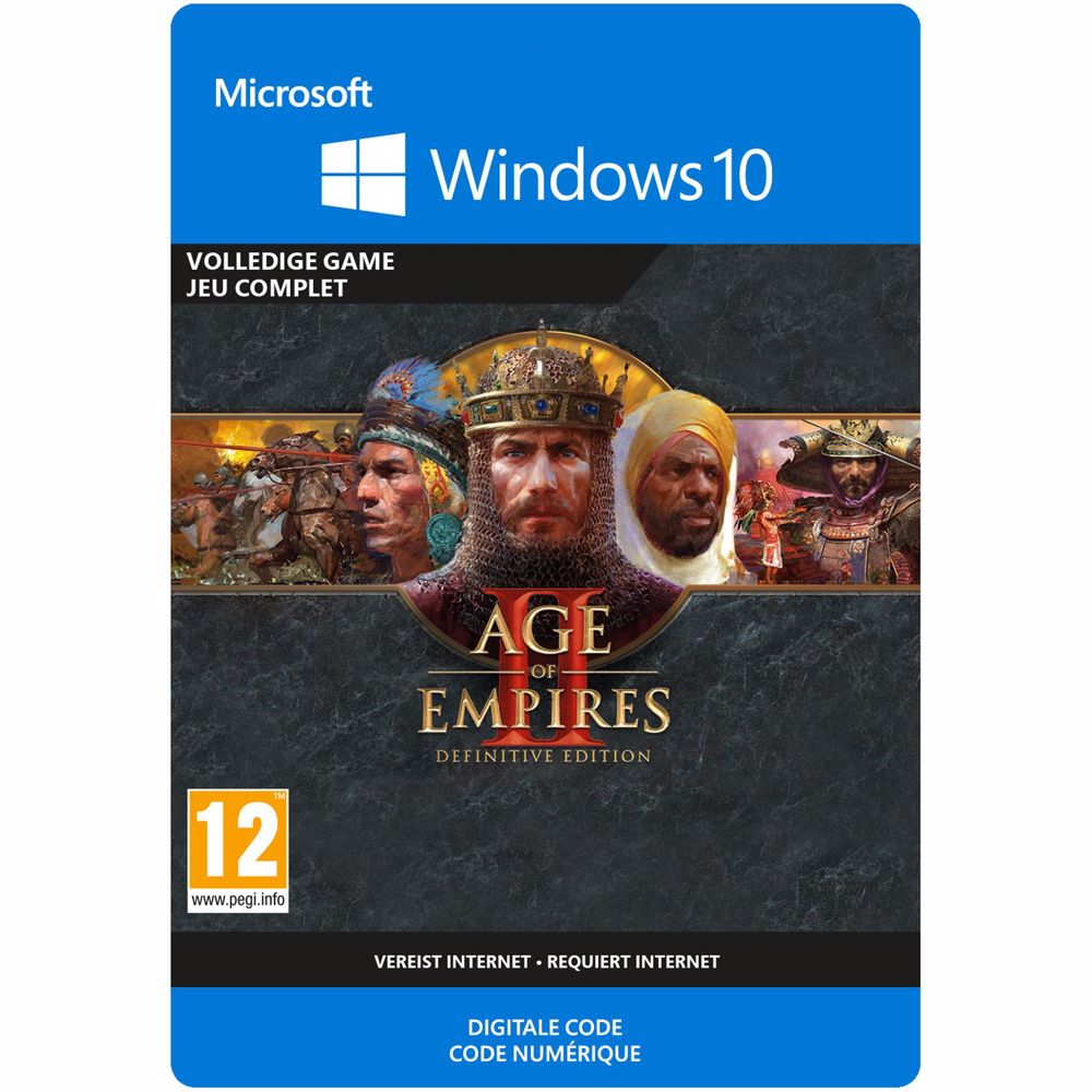 Age of Empires 2: Definitive Edition Win10 - direct download