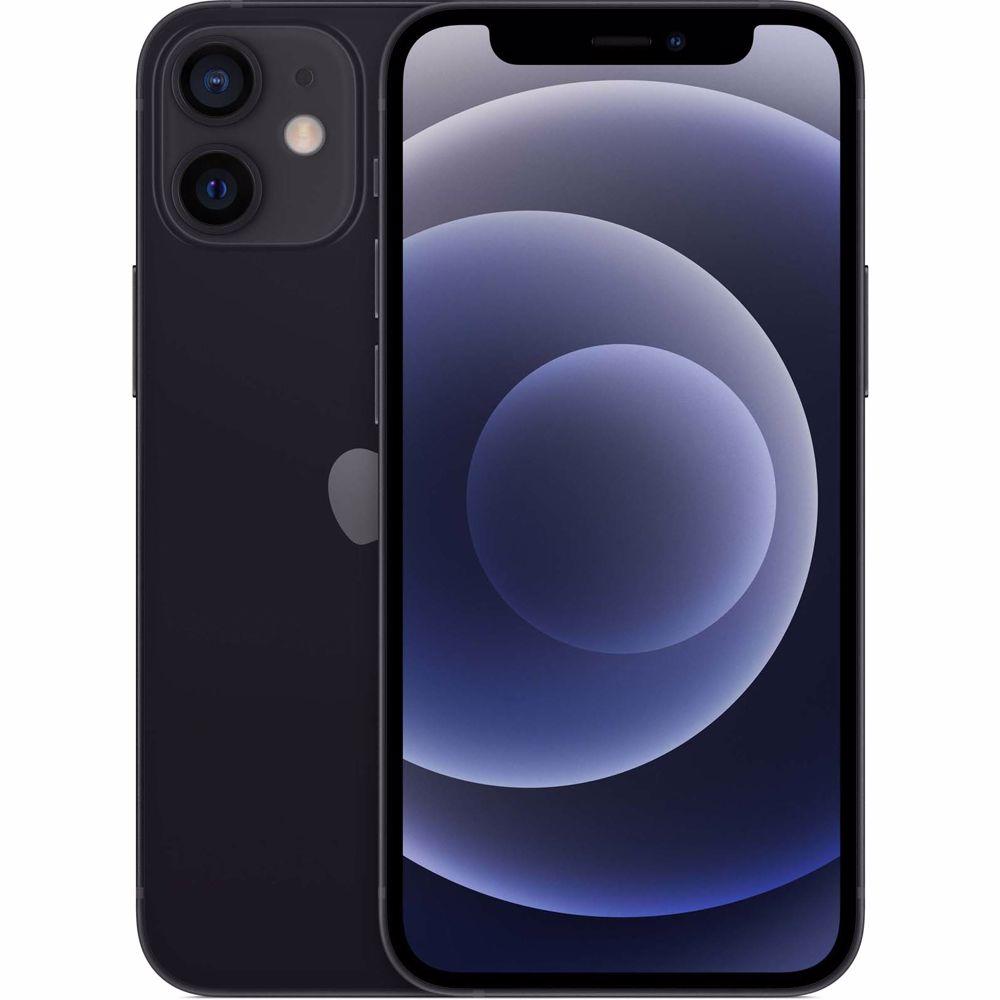 Apple iPhone 12 Mini 64GB (Zwart)