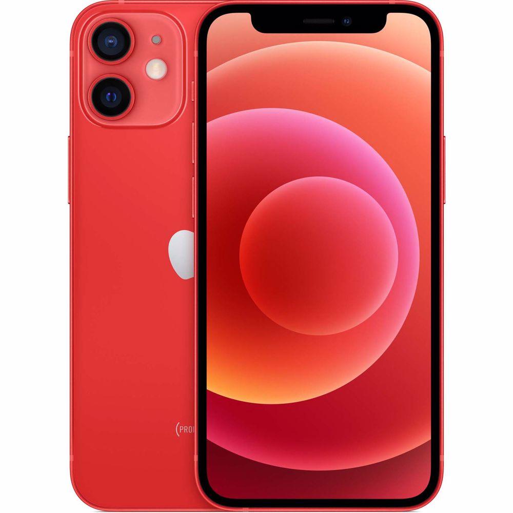 Apple iPhone 12 Mini 128GB (Rood)