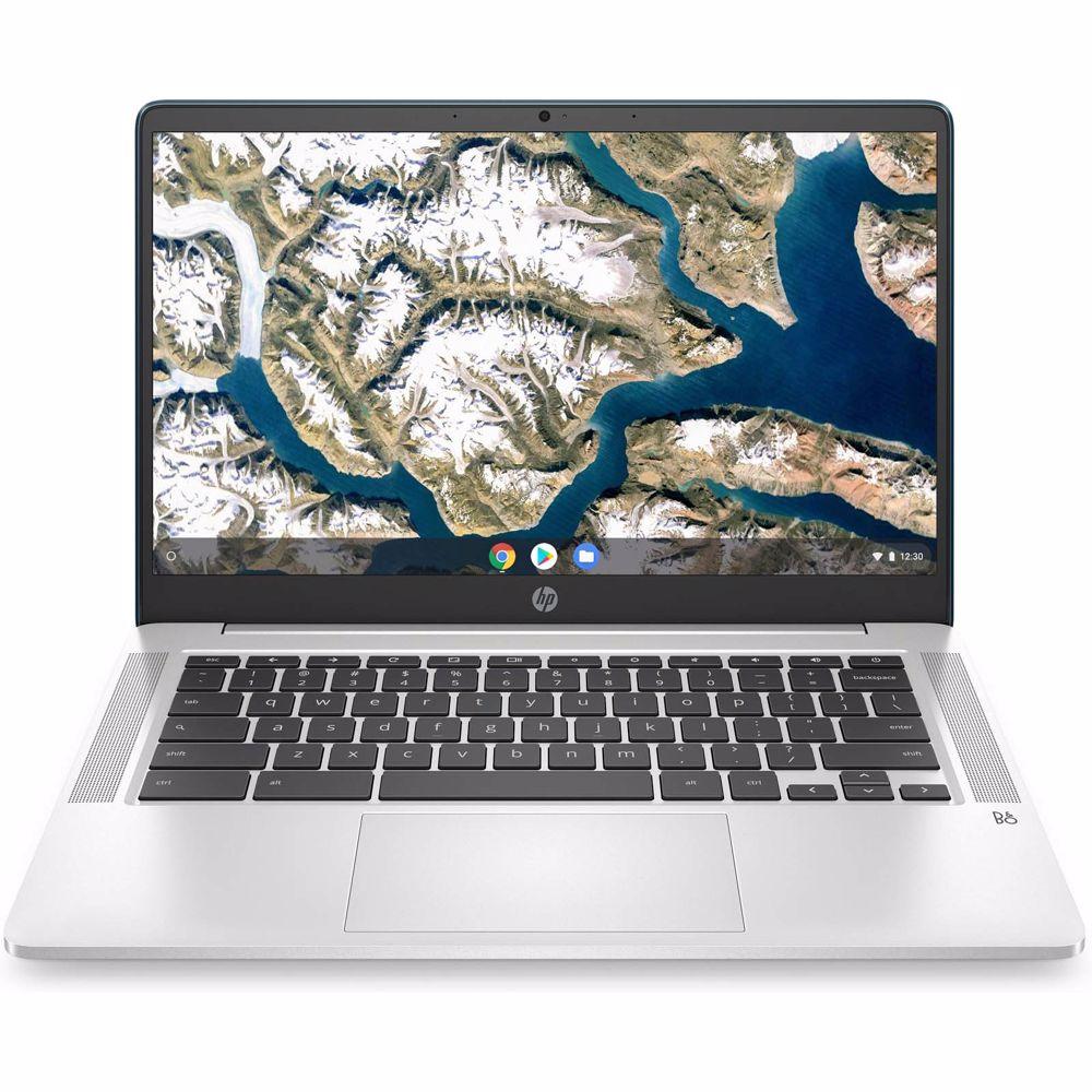HP laptop 14A-NA0142ND (Bosgroen)