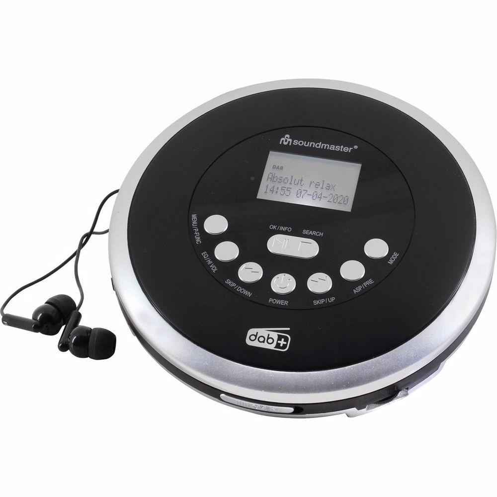 Soundmaster discman CD9290