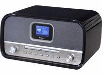 Soundmaster DAB+ radio NMCDAB990 (Zwart)