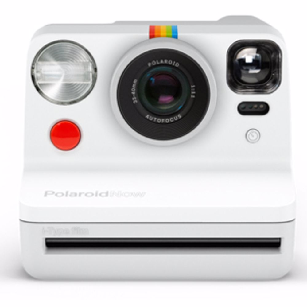 Polaroid analage camera Now (Wit)