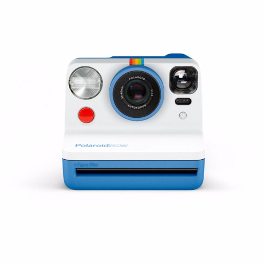 Polaroid analoge camera Now (Blauw)