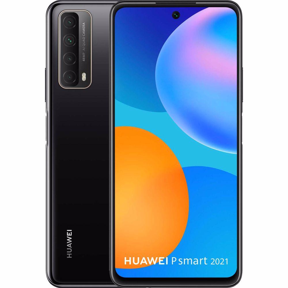 Huawei smartphone P Smart 2021 (Zwart)