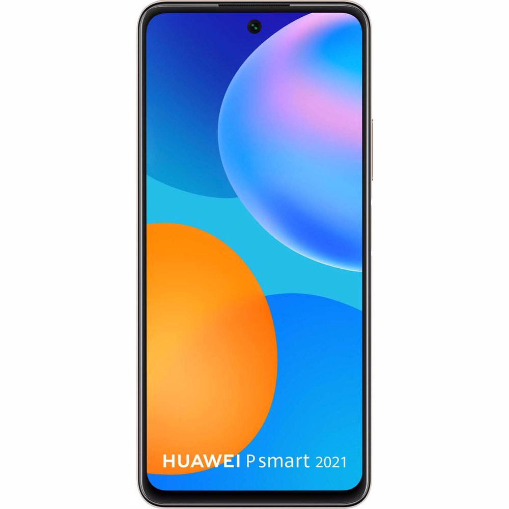 Huawei smartphone P Smart 2021 (Goud)