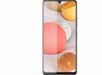 Azuri screenprotector Samsung A42 Glas (Transparant)