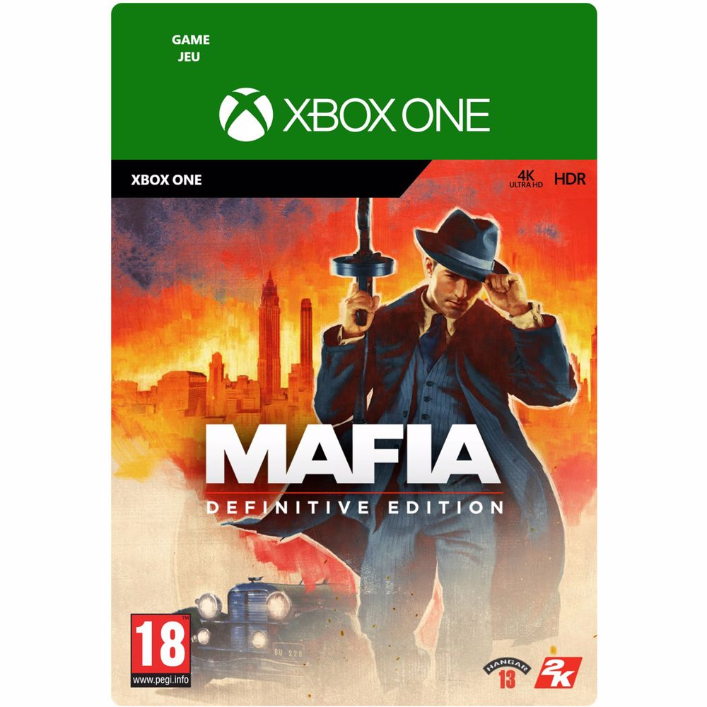 Mafia Definitive Edition Xbox One - direct download