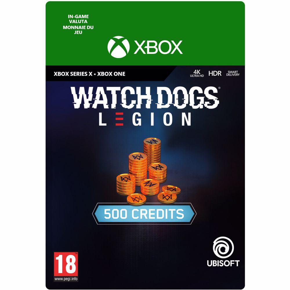 Watch Dogs Legion 500 WD Credits Xbox Series X - direct downoad