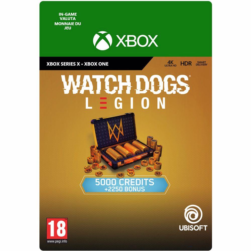 Watch Dogs Legion 7.250 WD Credits Xbox Series X -direct downoad