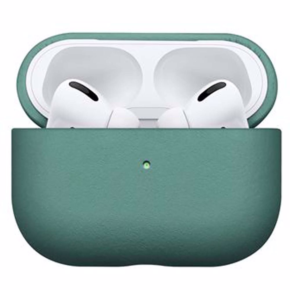 Onearz AIRPODSPRO LEATHER (Groen)