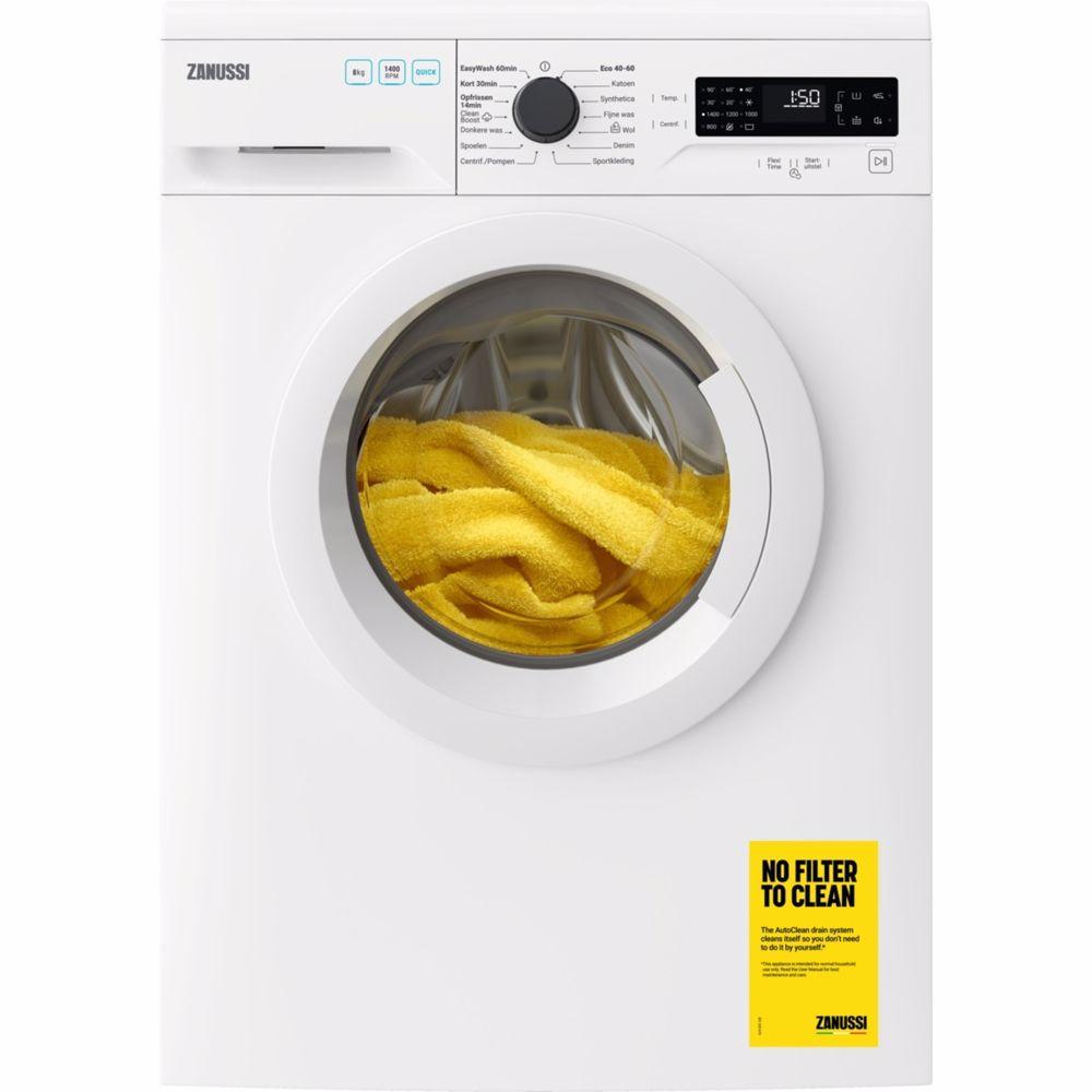 Zanussi wasmachine ZWFN843TW