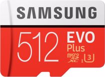 Samsung geheugenkaart microSD 512 GB EVO+