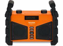 Technisat DAB+ FM radio Digitradio 230 OD Bluetooth (Oranje)