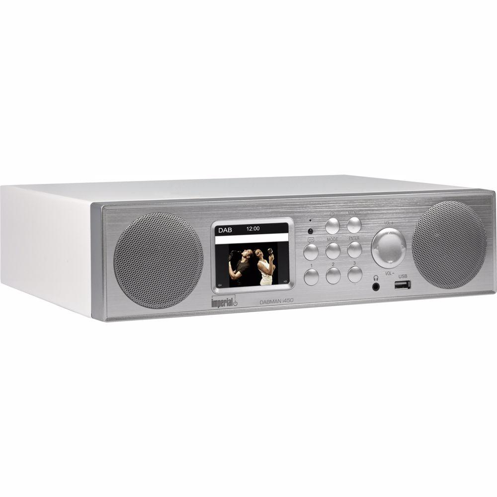 Imperial Dabman i450 DAB+ radio (Zilver)