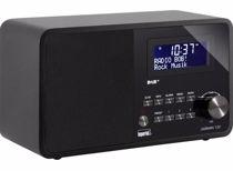 Imperial DAB+ radio Dabman 100 (Zwart)