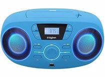 Bigben draagbare radio/CD speler CD61BLUSB