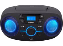 Bigben radio/CD speler CD61NUSB (Zwart)