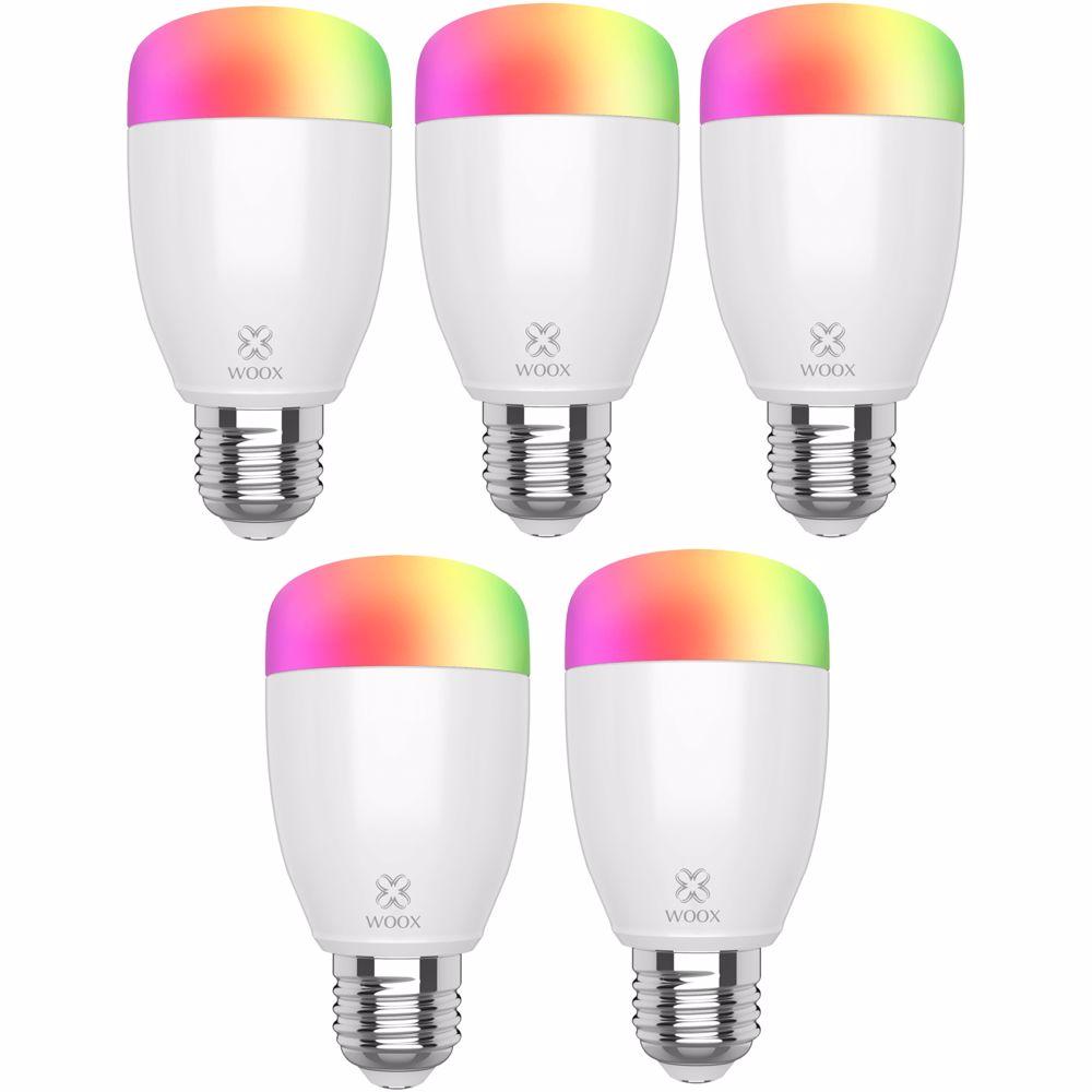 WOOX slimme led lamp R5085 diamond 5-PACK