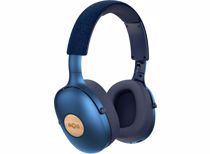 House of Marley draadloze koptelefoon Postivie Vibration (Blauw)
