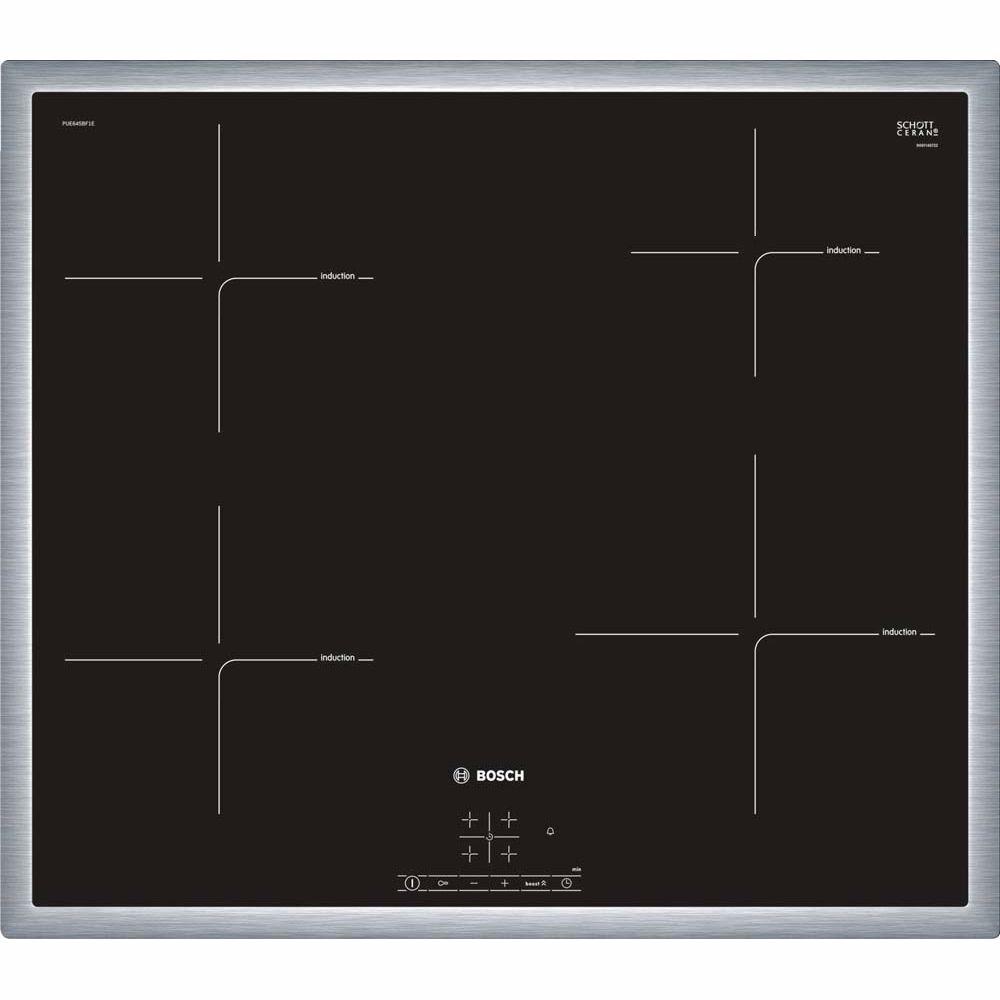 Bosch inductie kookplaat PUE645BF1E Outlet