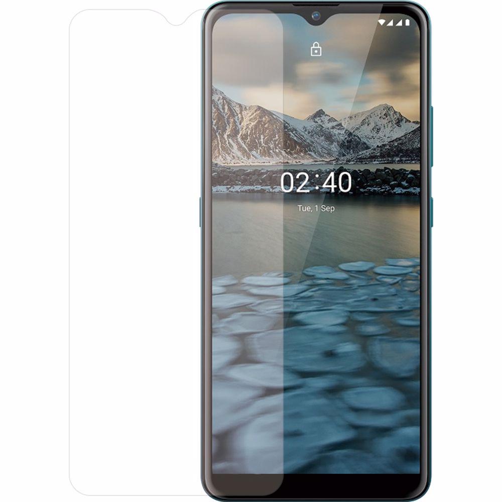 Azuri screenprotector Nokia 2.4 Tempered Glass