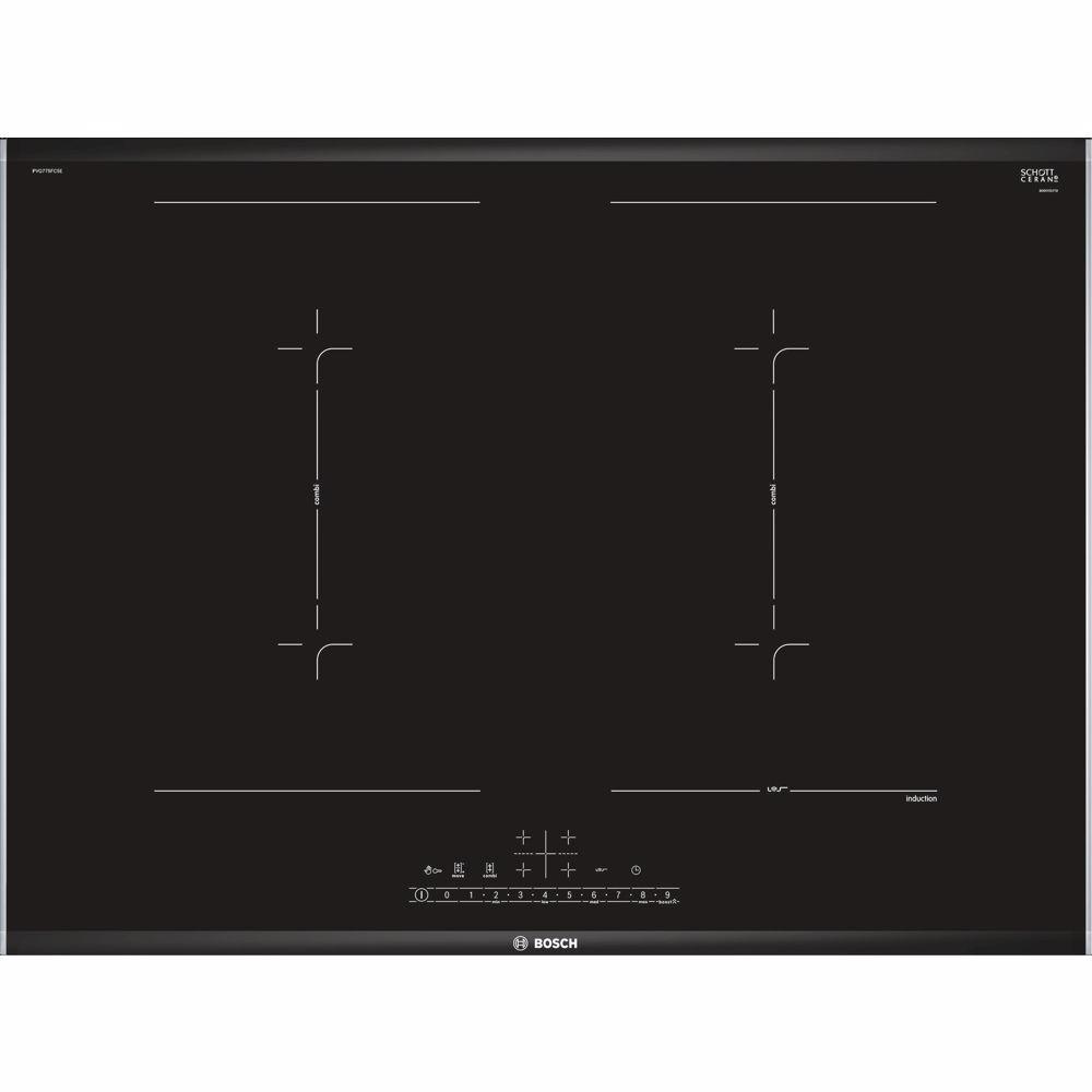 Bosch inductie kookplaat PVQ775FC5E