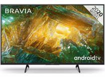 Sony 4K Ultra HD TV KD43XH8096BAEP Outlet