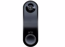 Arlo video deurbel Essential Wire-Free (Zwart)