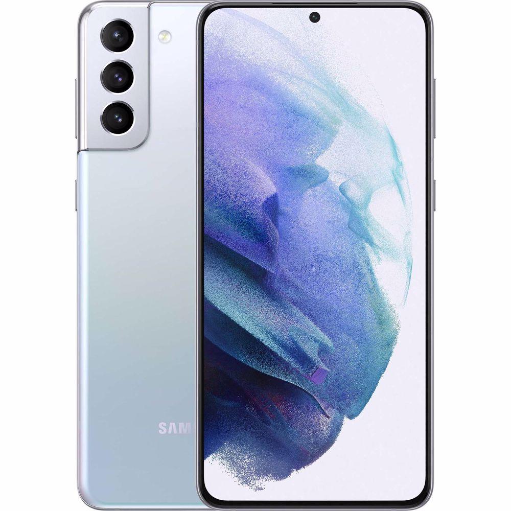 Samsung Galaxy S21+ - 5G - 128GB (Phantom Silver)
