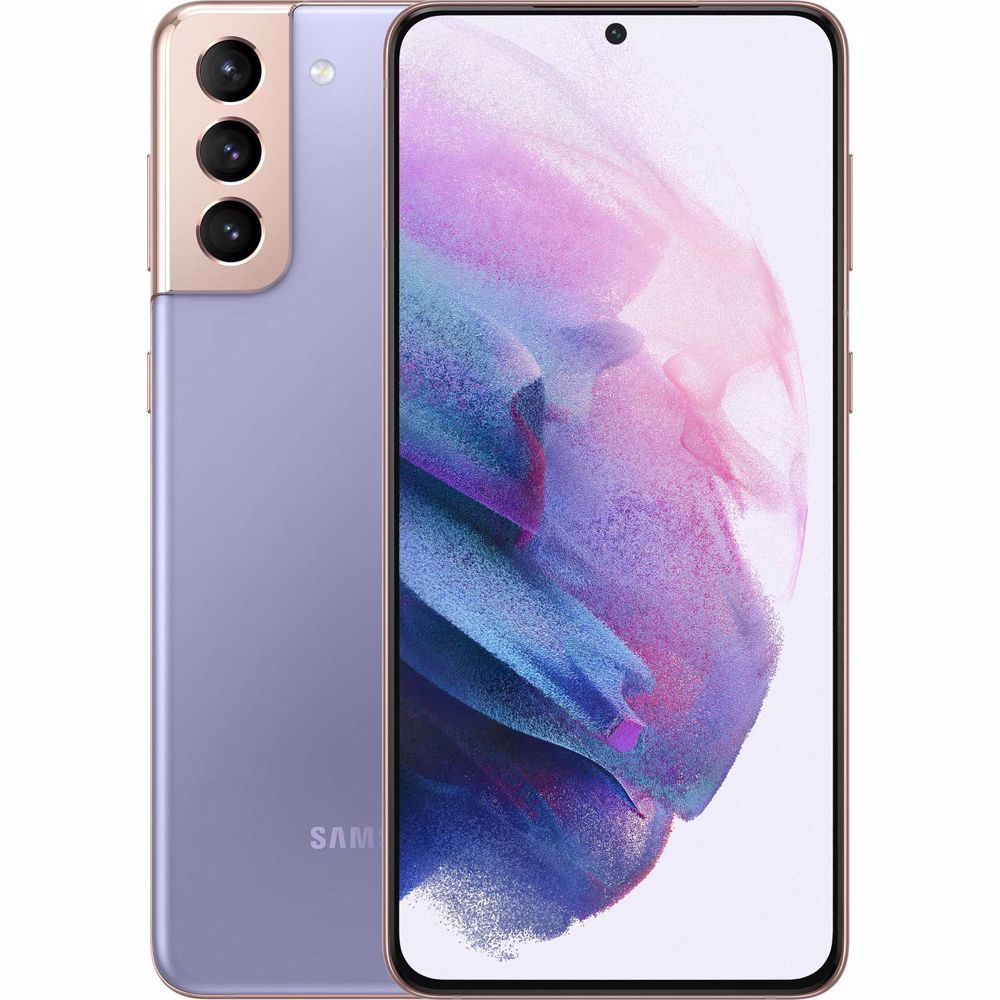 Samsung Galaxy S21+ - 5G - 128GB (Phantom Violet)