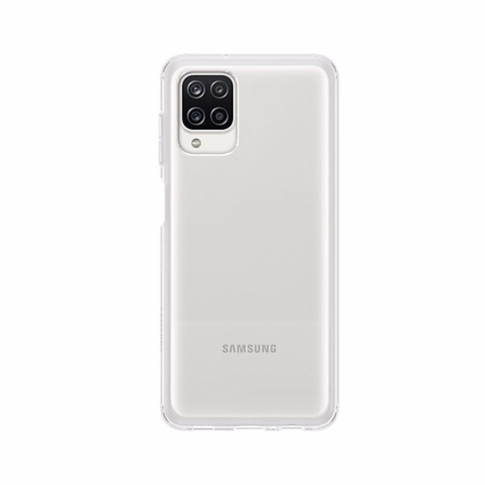 Samsung telefoonhoesje Samsung Galaxy A12 TPU (Transparant)