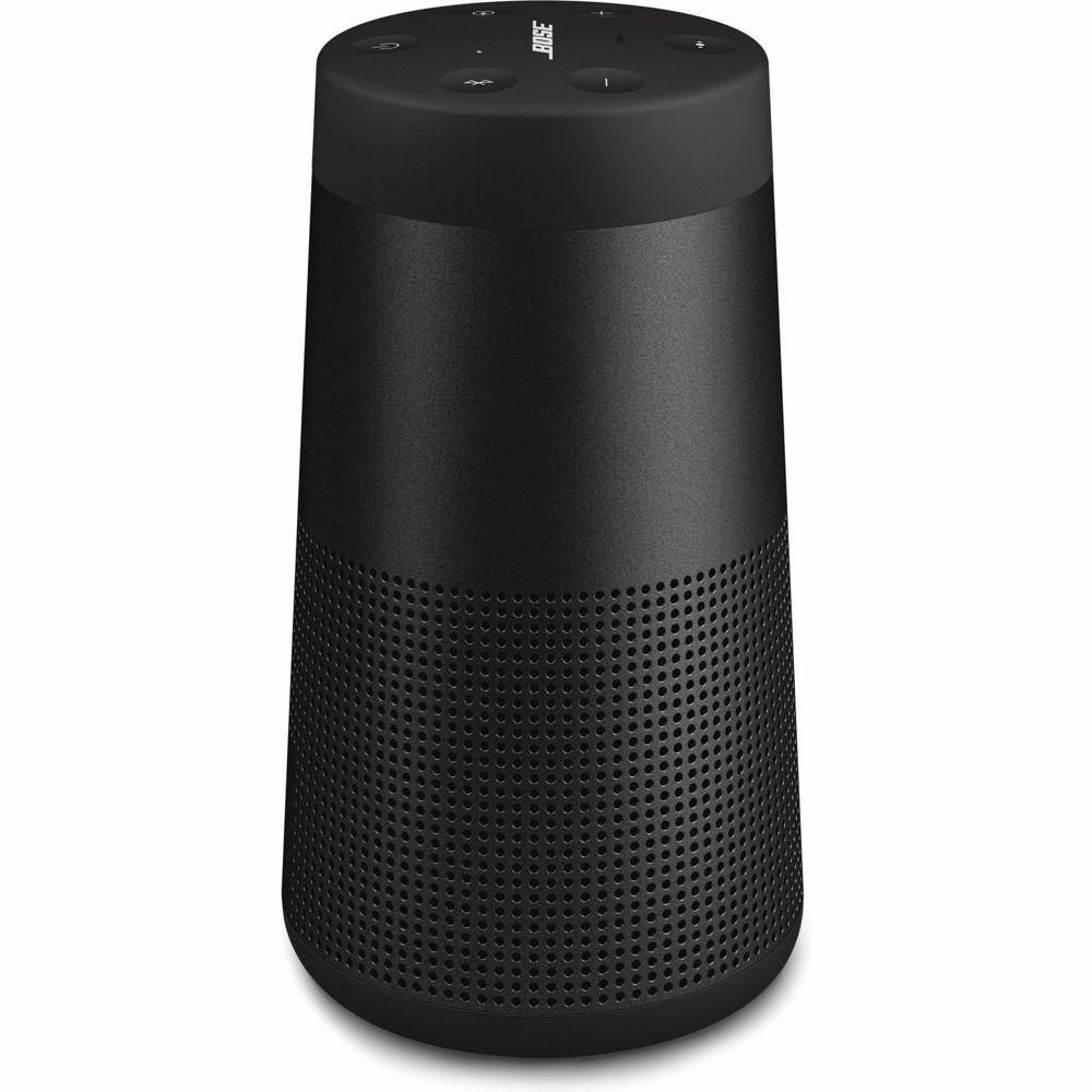 Bose bluetooth speaker SoundLink Revolve II (Zwart)