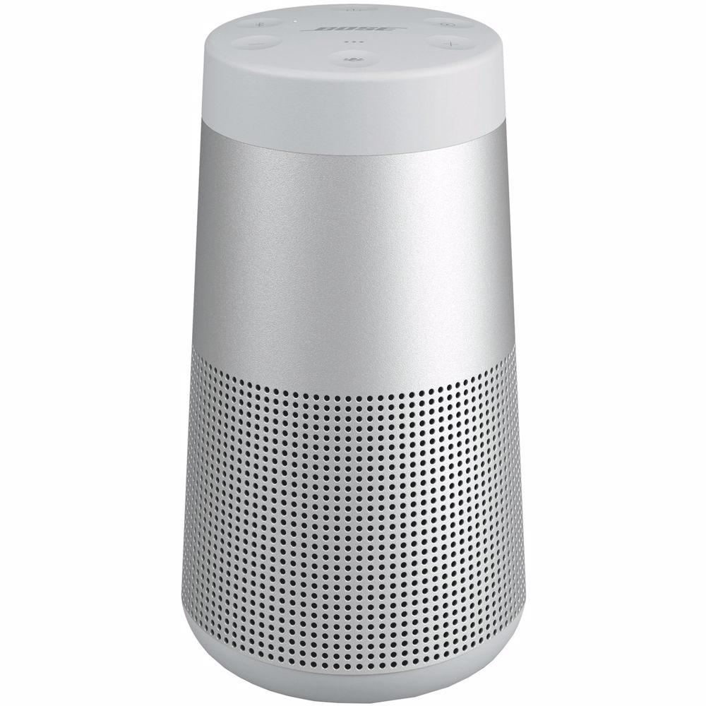Bose bluetooth speaker SoundLink Revolve II (Zilver)