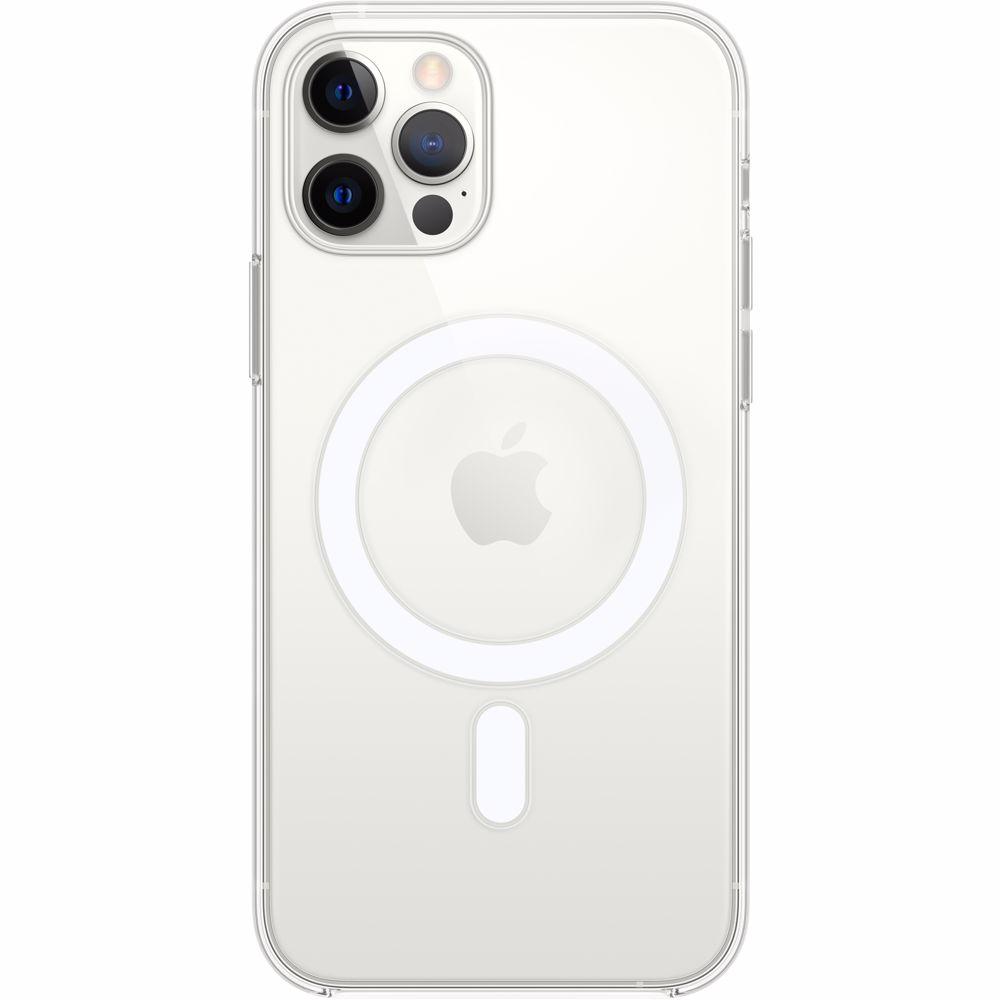 Apple transparante telefoonhoes iPhone 12 (Pro) met MagSafe