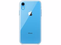 Apple transparante telefoonhoes iPhone XR