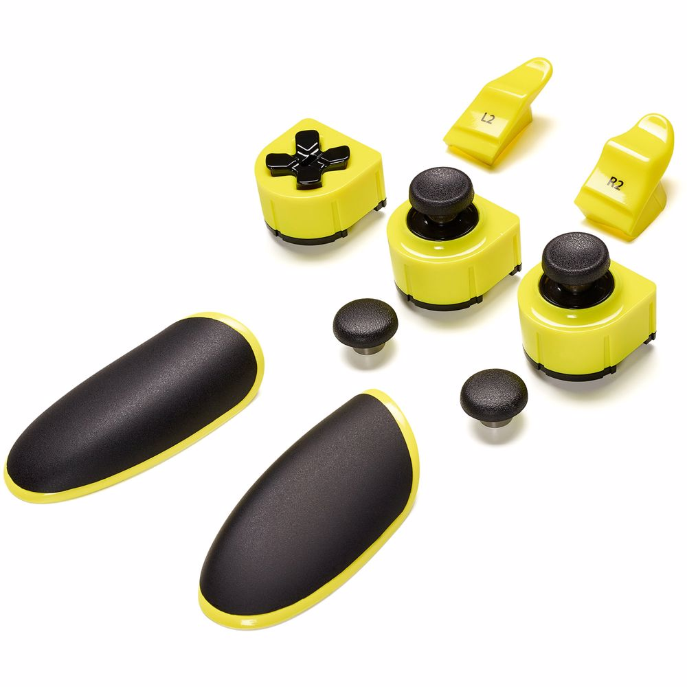 Thrustmaster eSwap yellow pack PS4/PC