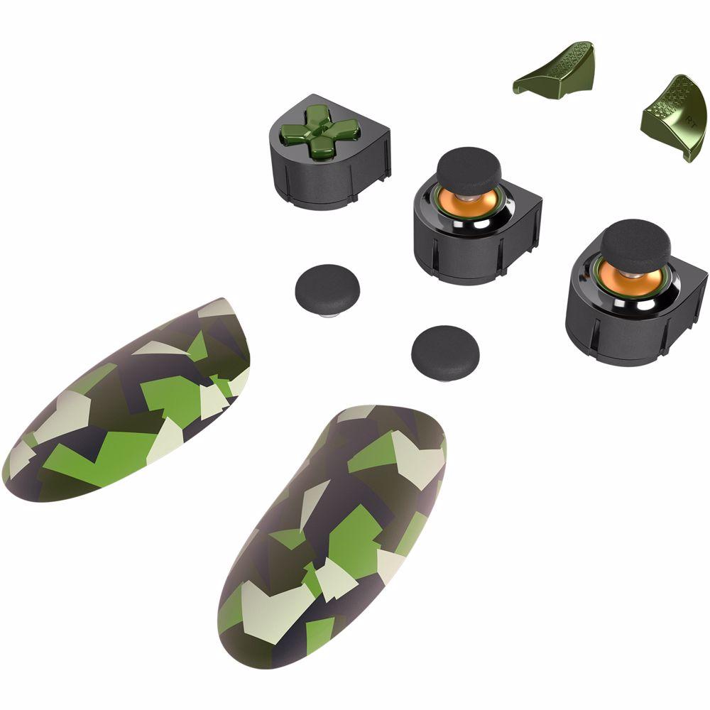 Thrustmaster eSwap X PRO groen camo pack – Xbox Series X S/PC