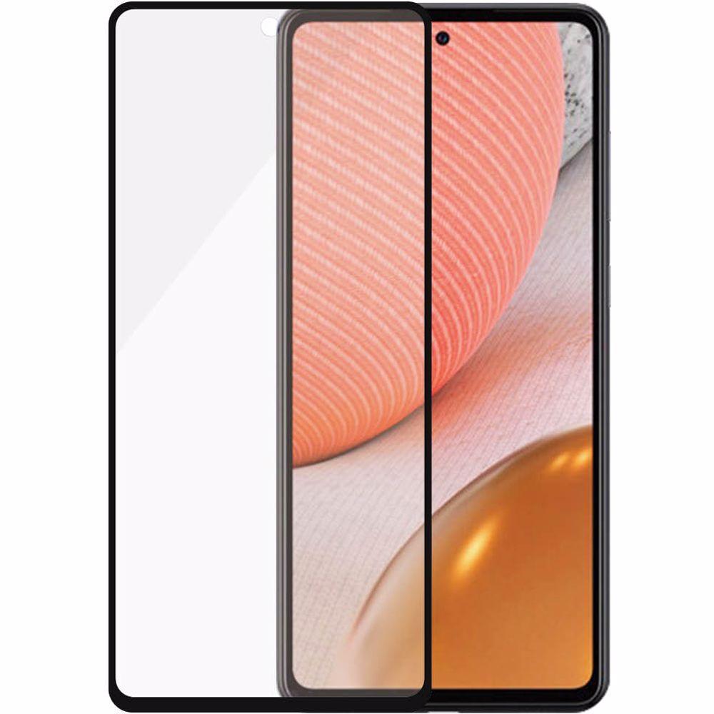 PanzerGlass screenprotector Samsung Galaxy A72 (Zwart)
