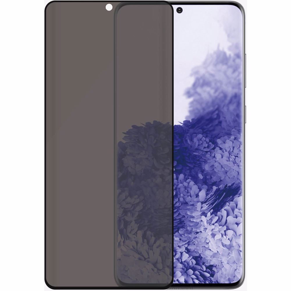 PanzerGlass screenprotector Samsung S21 Ultra Privacy
