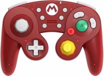 Hori draadloze controller Smash Bros (Mario)