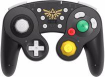 Hori draadloze controller Smash Bros (Zelda)