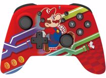 Horipad draadloze controller Nintendo Switch (New Mario Design)