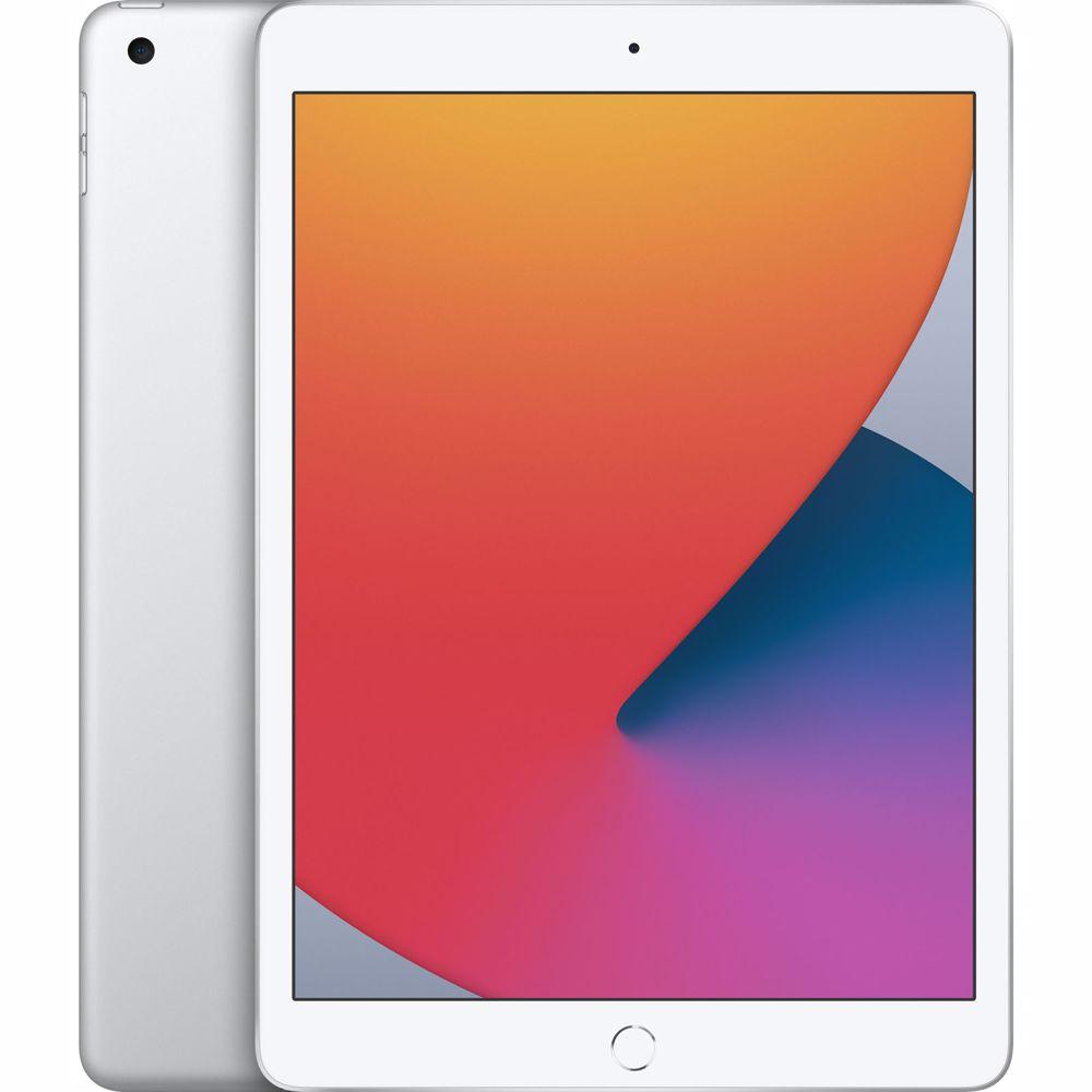 Renewd Apple iPad 2020 32GB wifi (Zilver) - Refurbished