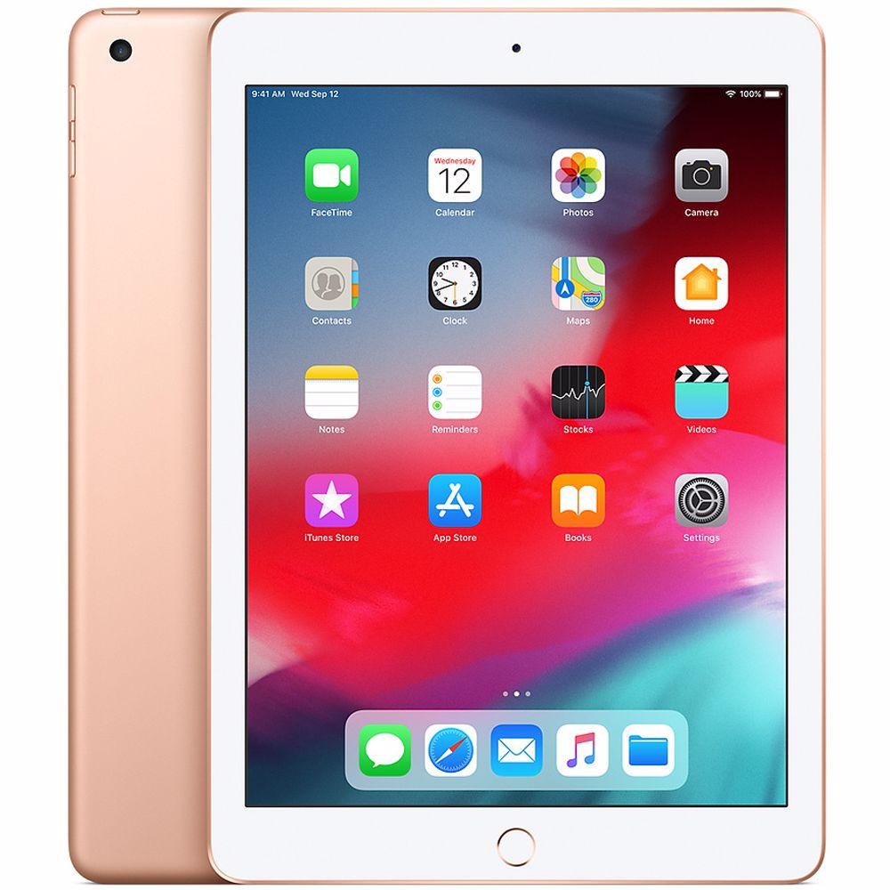 Renewd Apple iPad 6e generatie Wi-Fi 32 GB (Goud) - Refurbished
