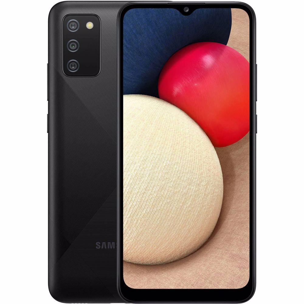 Samsung Galaxy A02s 32GB (Zwart)