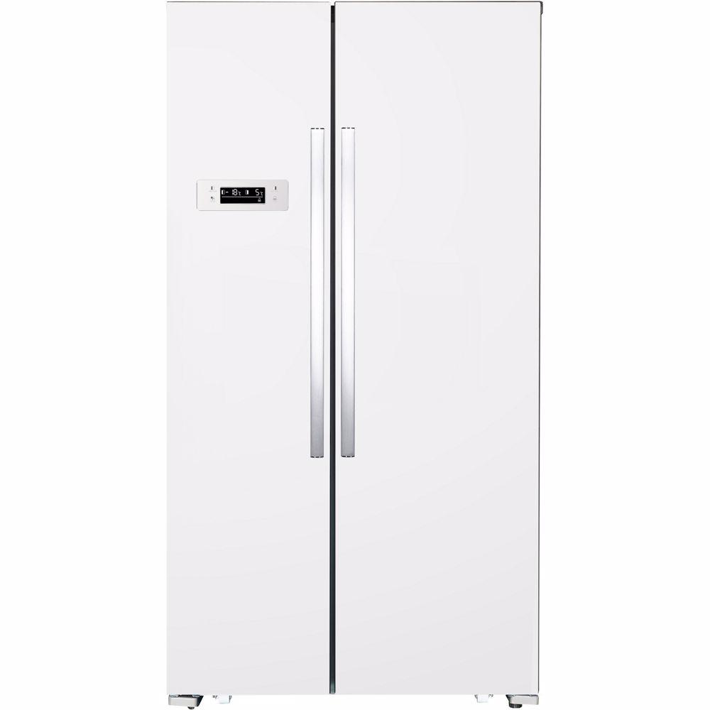 Exquisit Amerikaanse koelkast SBS130-040FW