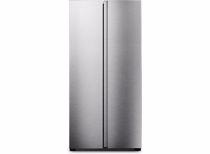Exquisit Amerikaanse koelkast SBS48-H-010FI