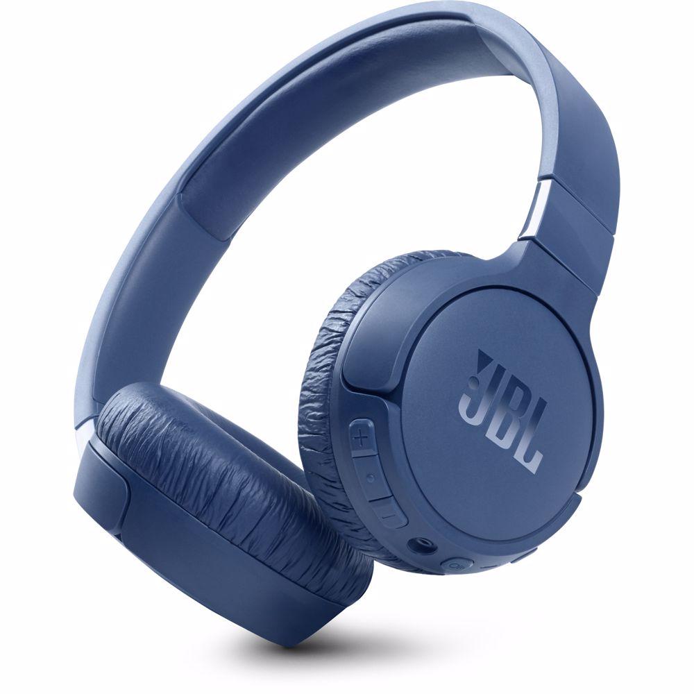 JBL draadloze hoofdtelefoon Tune 660NC (Blauw)