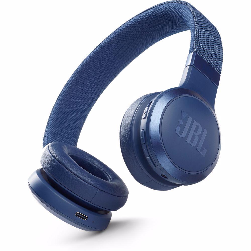 JBL draadloze hoofdtelefoon Live 460NC (Blauw)